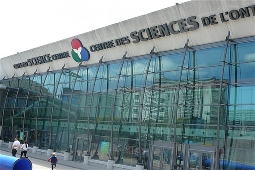 Ontario Science Centre Package